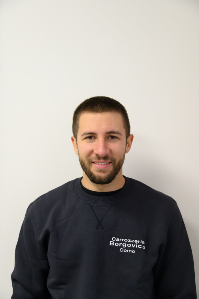 Stefano Irlante Carrozzeria Borgovico